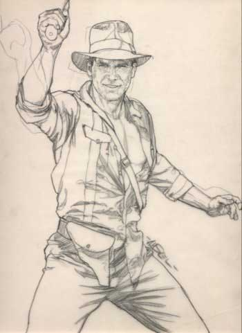 Jones saga indiana jones les aventuriers de l - Coloriage indiana jones ...