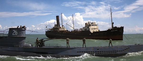 Jones saga indiana jones les aventuriers de l for Interieur u boot