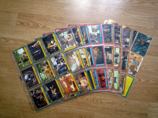 cartes Indiana Jones Heritage